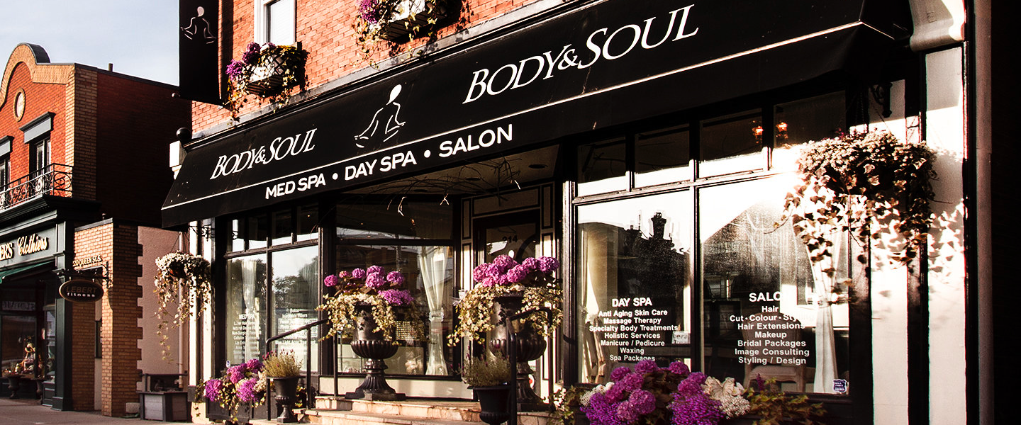Body And Soul Spa Mississauga